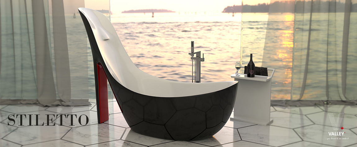 valley acrylic bath ltd | manufacturing designer bathtubs, custom