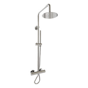 WALL MOUNT SHOWER MIXERS